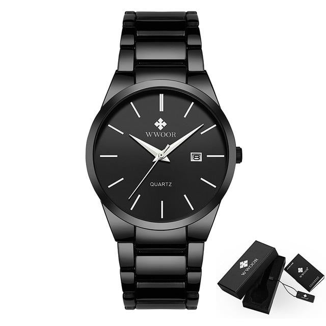 Carthel Luxury Quartz Wristwatch - Mens Trendzz