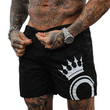 King Workout Shorts - Mens Trendzz