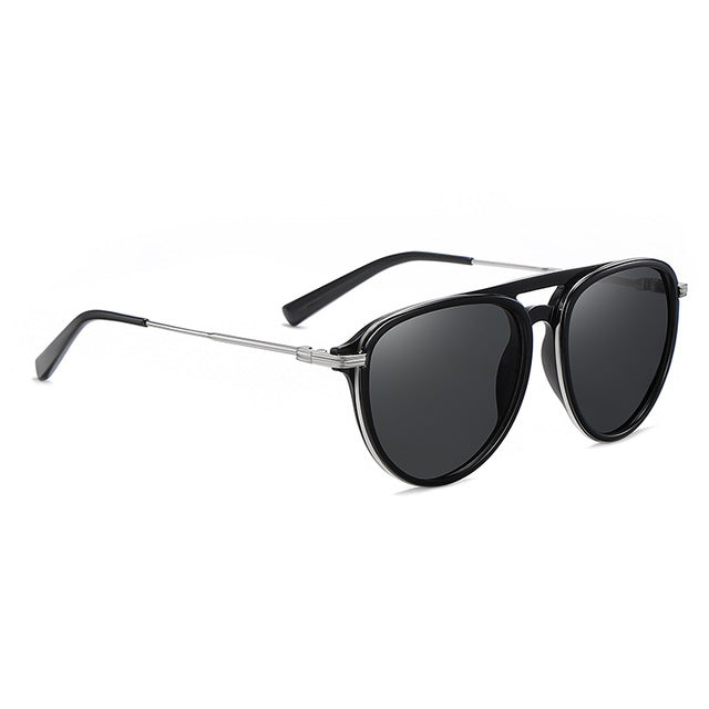 Pilot Sunglasses Gradient Coating