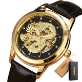 Hazard Automatic Mechanical Watch - Mens Trendzz