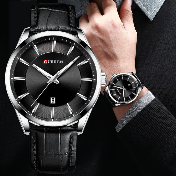Luxury Business Wrist Watch - Mens Trendzz