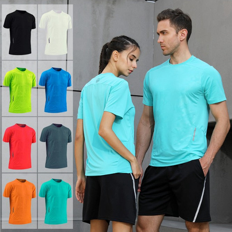 Gum Drop Quick Dry T-Shirts - Mens Trendzz