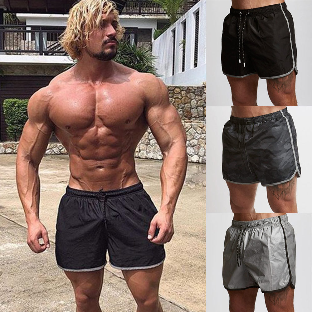 """ZEMO"" Athletic Quick Dry Shorts"