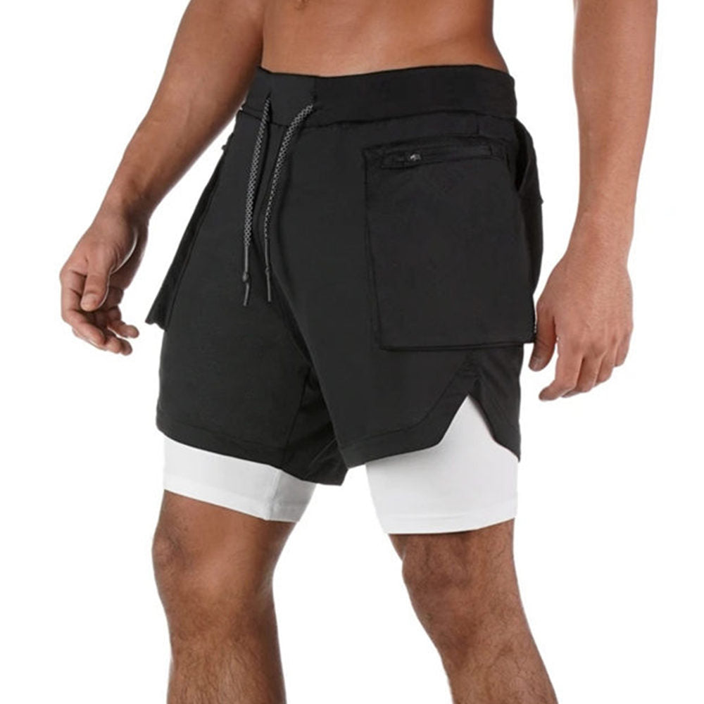 DUM DUM Double-deck Short - Mens Trendzz