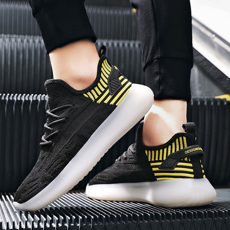 HawkEye Sneakers - Mens Trendzz