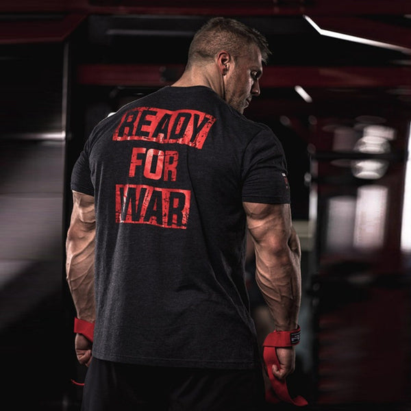 Taipan Gym Shirt - Mens Trendzz