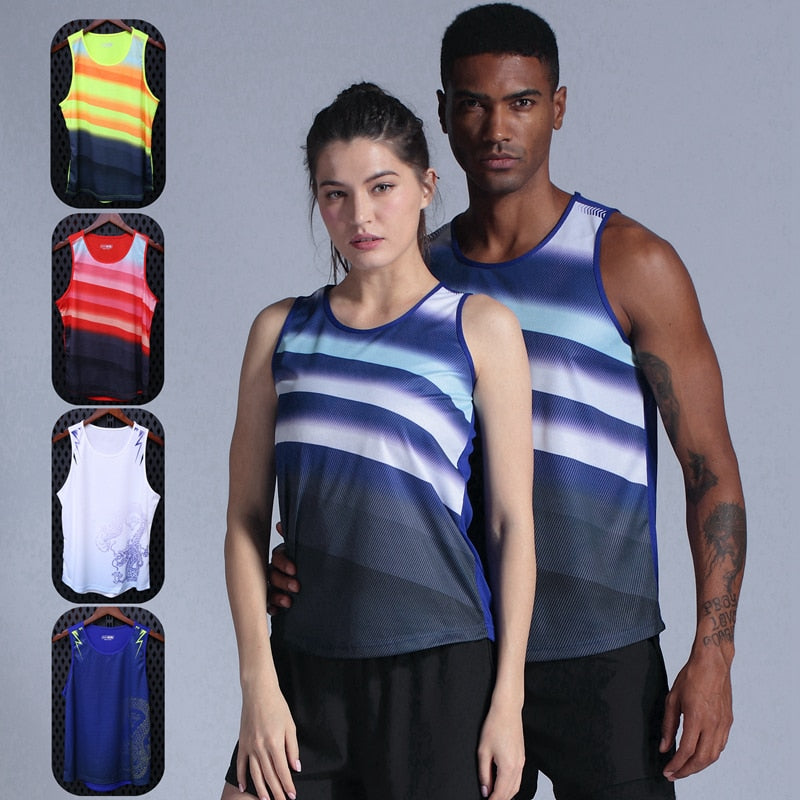 Jolly Running Vest Gym - Mens Trendzz