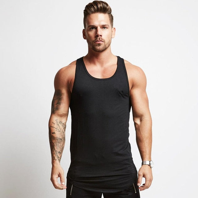 Atlas Gym Tank Tops - Mens Trendzz