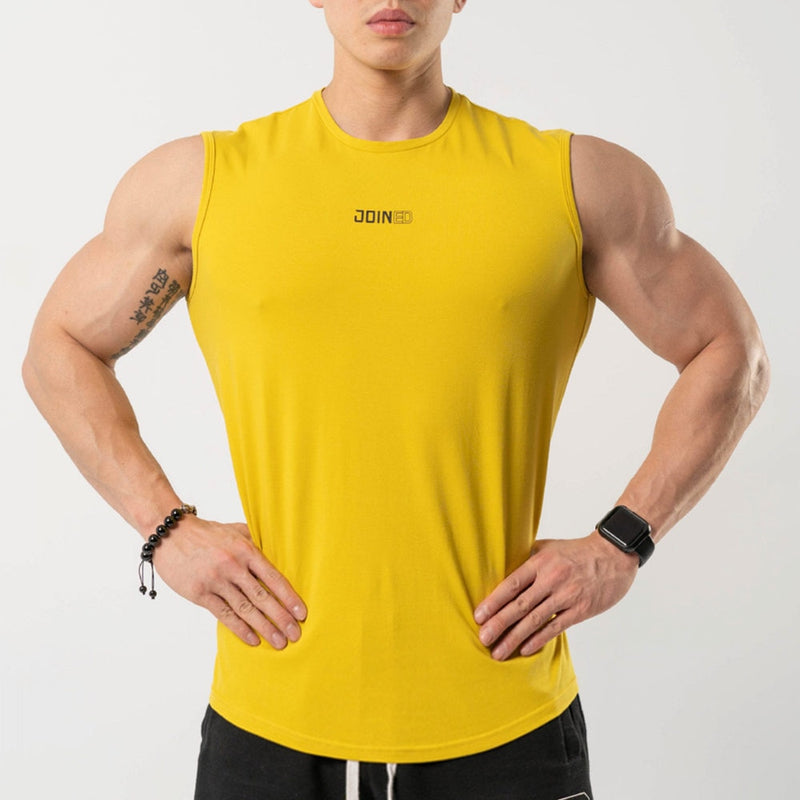 Gym Fitness Tank Top - Mens Trendzz
