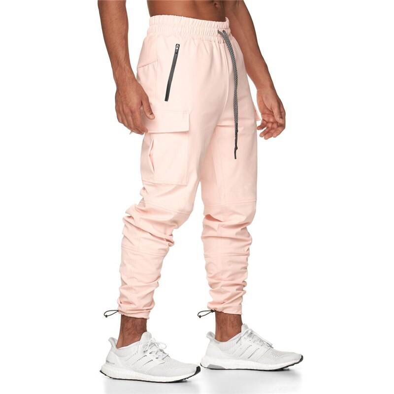 Molded Gym Workout Pants - Mens Trendzz