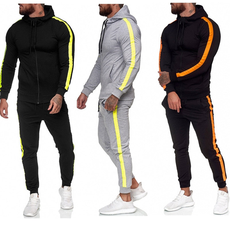 Golden Workout Sportswear