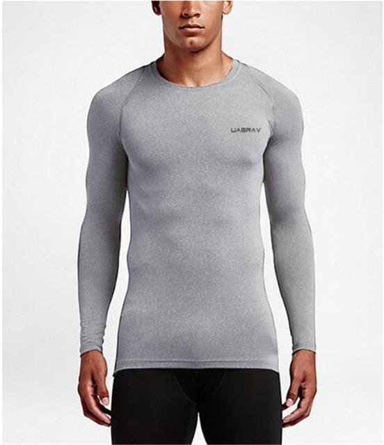 Quick Dry Training Long sleeve - Mens Trendzz