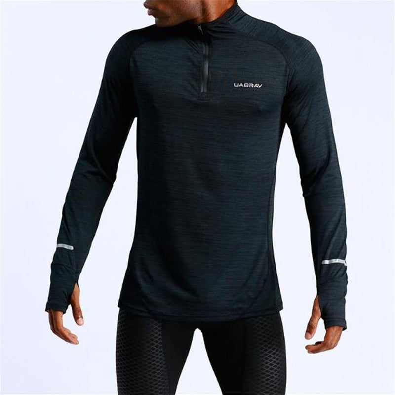 Top Leisure Bodybuilding Long Sleeve - Mens Trendzz