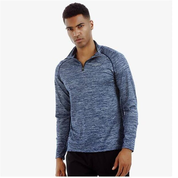 Compression Dry Long Sleeve Shirt - Mens Trendzz