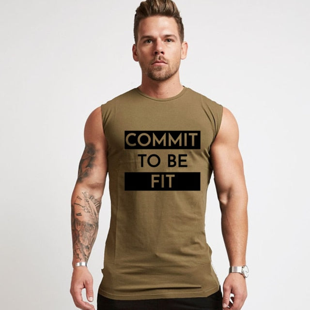 MT Rody Fitness Tank top - Mens Trendzz