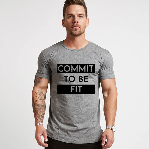 Nigel Bodybuilding T-shirt - Mens Trendzz