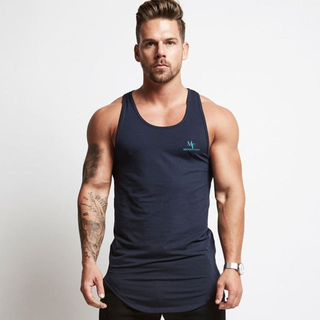 MT Hunter Fitness Tank top - Mens Trendzz