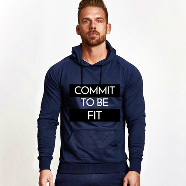 MT Commit to be Fit Sweatshirt - Mens Trendzz