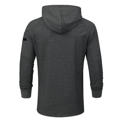 Commit to be Fit Hoodies - Mens Trendzz