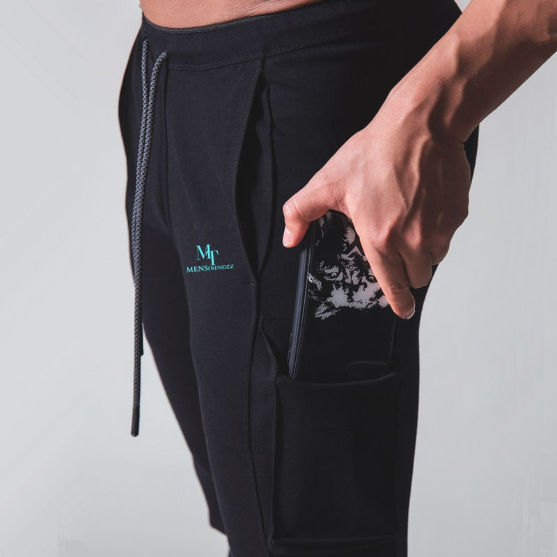 Clyde Gym Sweatpants - Mens Trendzz