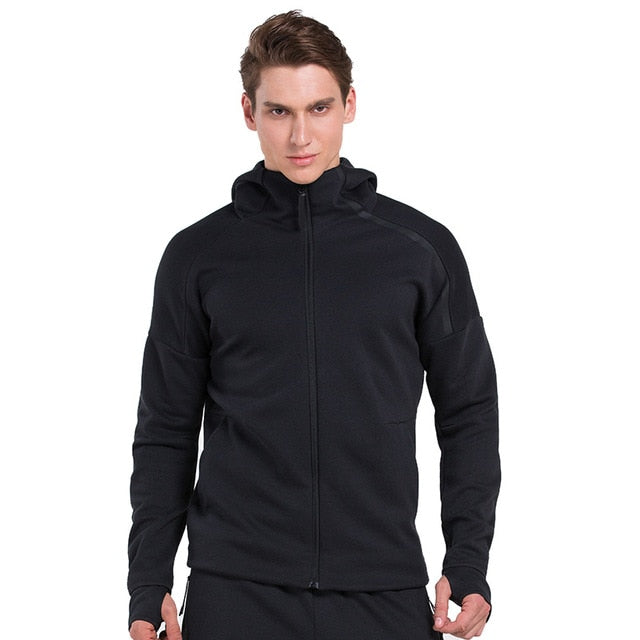 Twister Running Jacket - Mens Trendzz