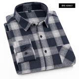 Dawg Plaid Shirt - Mens Trendzz