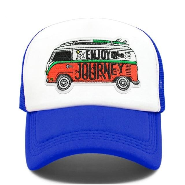Enjoy the Journey Cap - Mens Trendzz