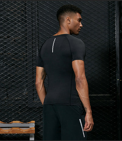 Zephyr Compression Shirt - Mens Trendzz