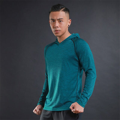 Matchy Breathable Hooded Sweatshirts - Mens Trendzz