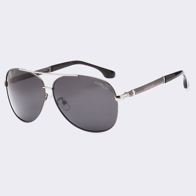 'CYPHER' UV400 Sunglasses - Mens Trendzz