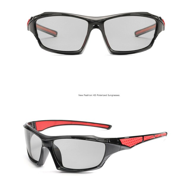 Polarized Chameleon Discoloration Sunglasses - Mens Trendzz