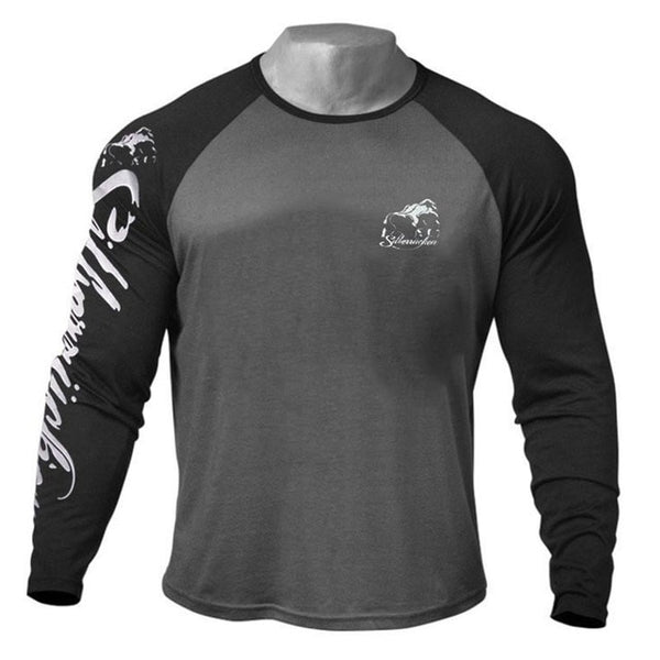 Gorilla Long Sleeve Shirt - Mens Trendzz