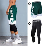 Rouge League Basket Ball Shorts - Mens Trendzz