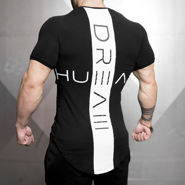 Human Dream Slim T-Shirt - MensTrendzz - Mens Trendzz