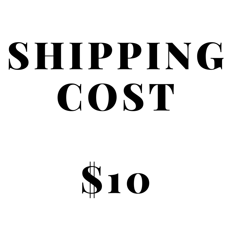 SHIPPING COST - Mens Trendzz