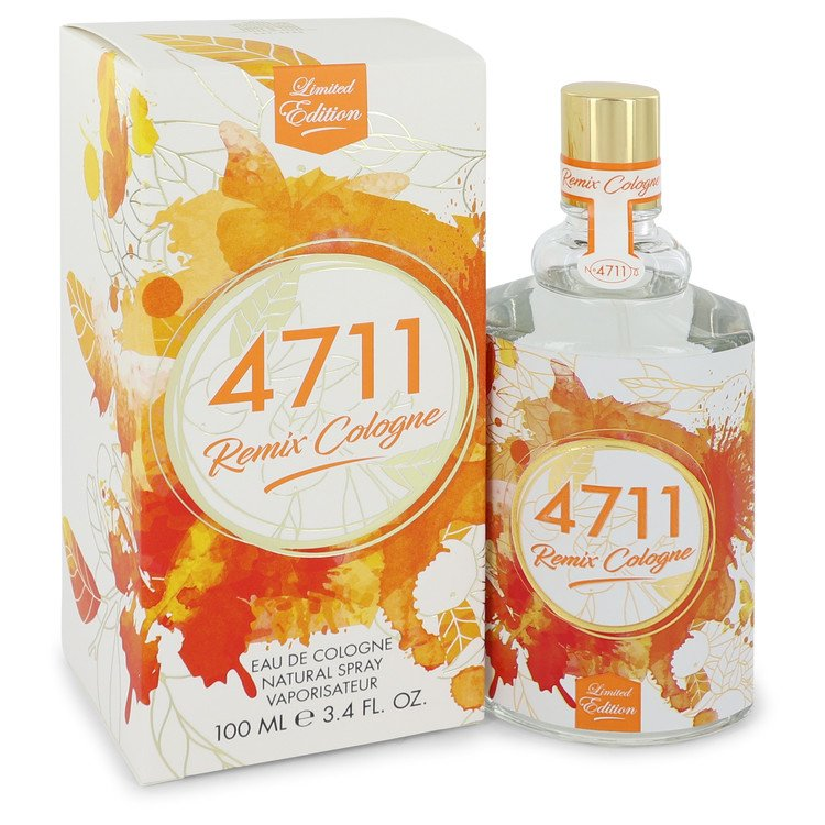 4711 Remix Eau De Cologne Spray (Unisex 2018) By 4711