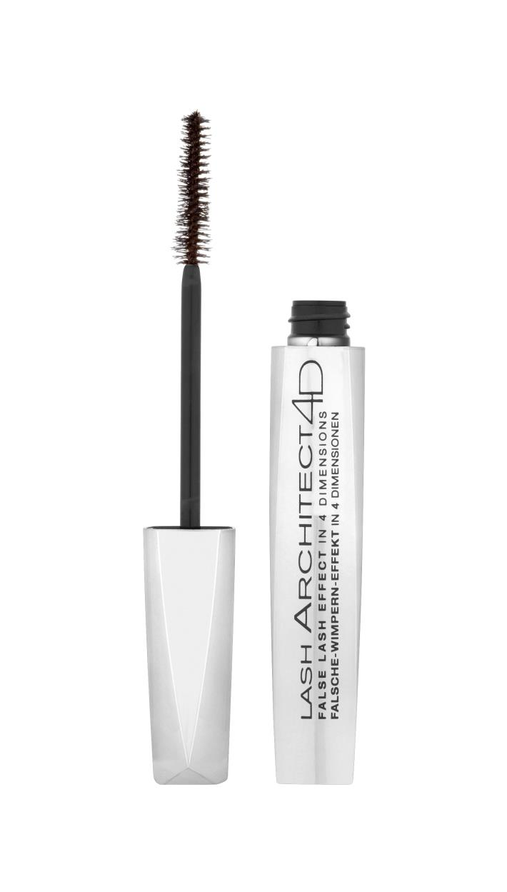 L'Oreal Lash Architect 4D Mascara - BROWN