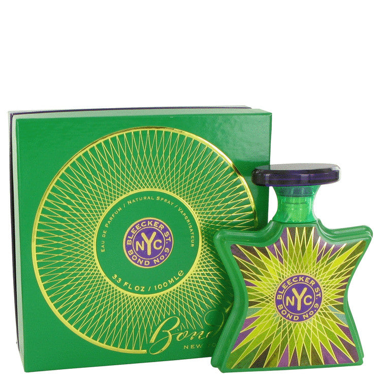 Bleecker Street Eau De Parfum Spray (Unisex) By Bond No. 9