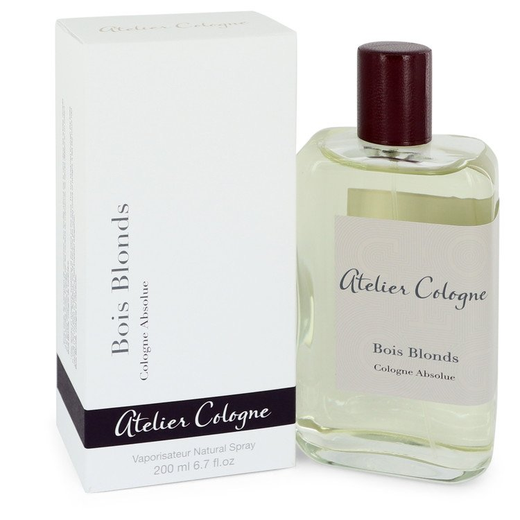 Bois Blonds Pure Perfume Spray By Atelier Cologne
