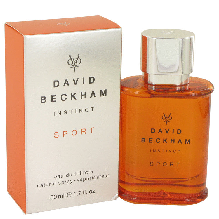 David Beckham Instinct Sport Eau De Toilette Spray By David Beckham