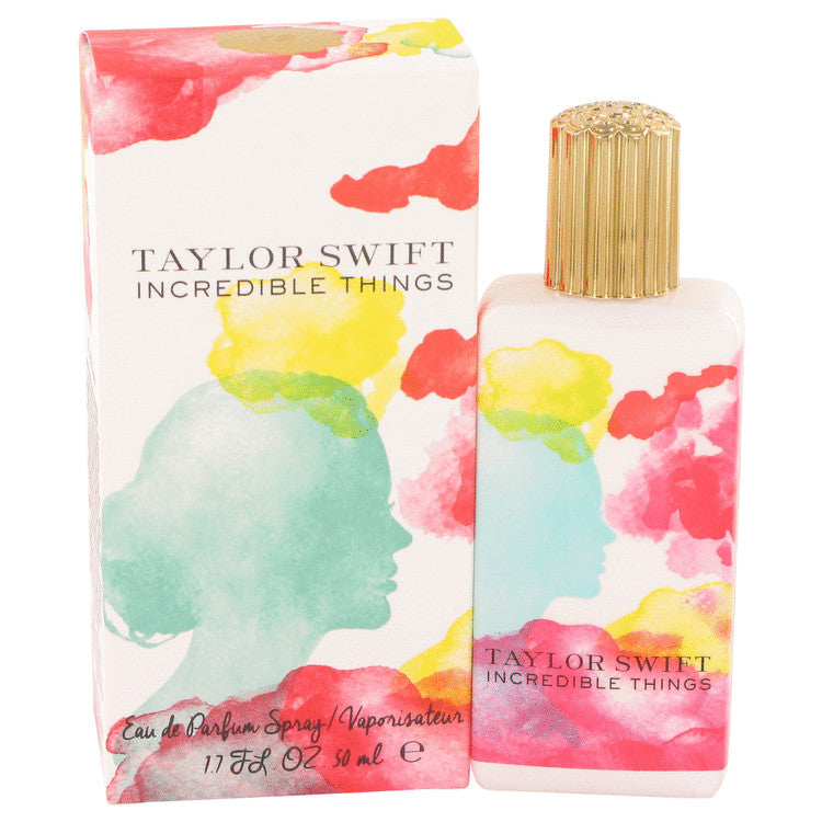Incredible Things Eau De Parfum Spray By Taylor Swift