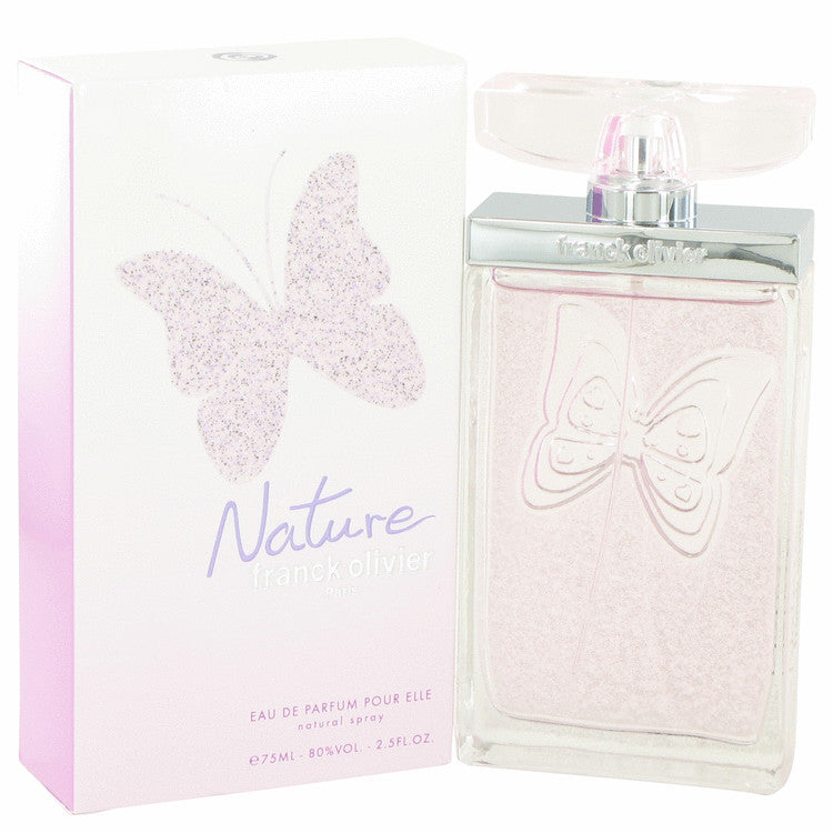 Franck Olivier Nature Eau De Parfum Spray By Franck Olivier