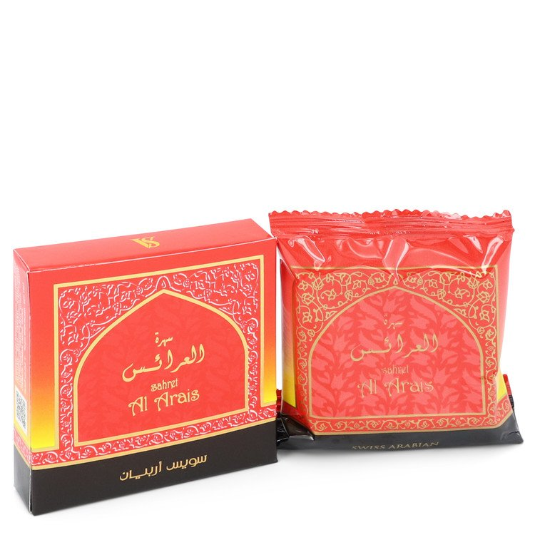 Swiss Arabian Sahret Al Arais Bakhoor Incense By Swiss Arabian