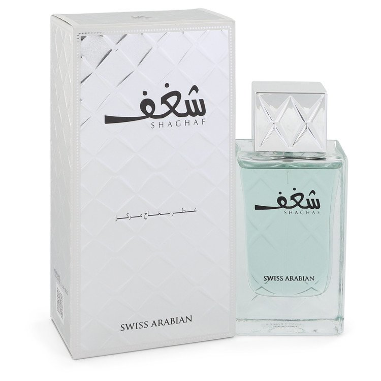 Swiss Arabian Shaghaf Eau De Parfum Spray By Swiss Arabian