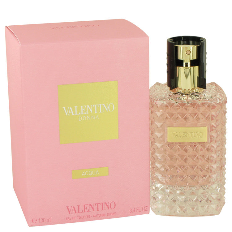 Valentino Donna Acqua Eau De Toilette Spray By Valentino