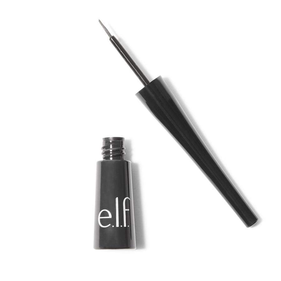 e.l.f. Expert Liquid Eyeliner - CHOICE OF SHADES - Charcoal