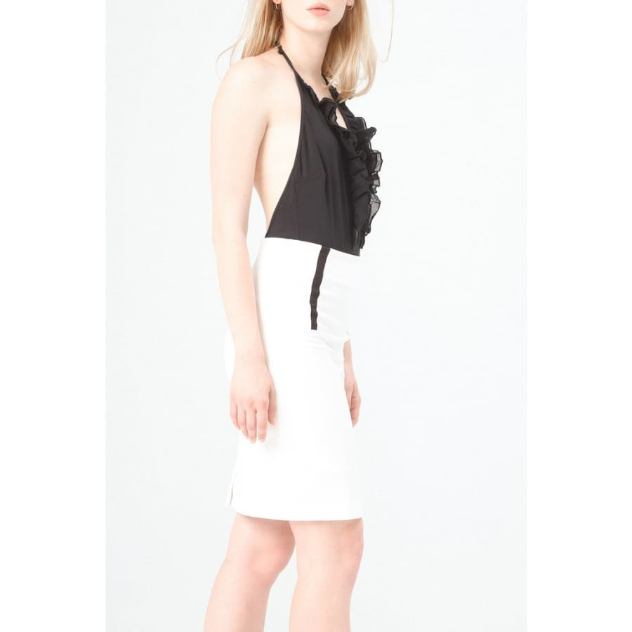 Fontana 2.0 - Nuccia - white / S - Clothing Skirts