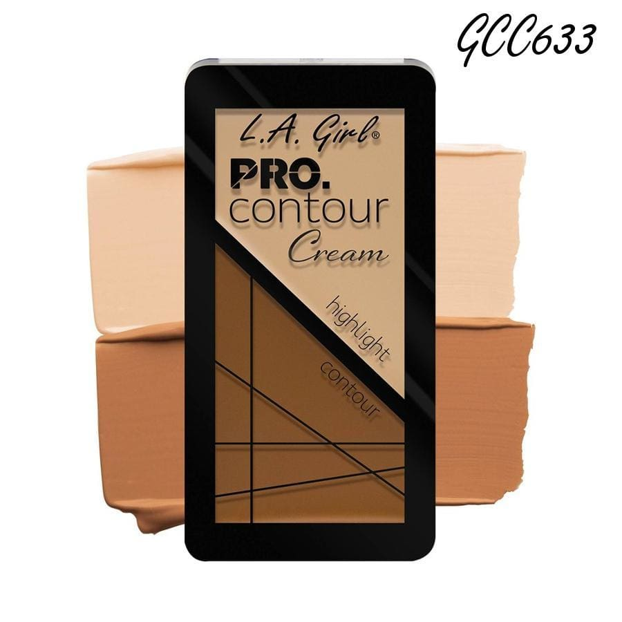 L. A. Girl Pro Contour Cream - Fair - Palette