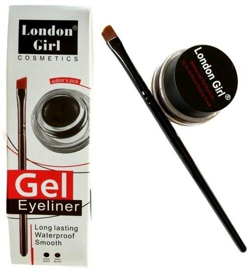 London Girl Gel Eyeliner