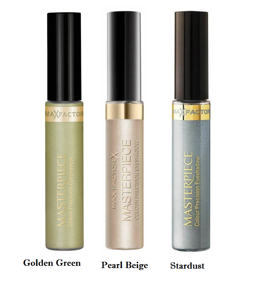 Max Factor Masterpiece Colour Precision Eyeshadow Stick - CHOICE OF SHADES